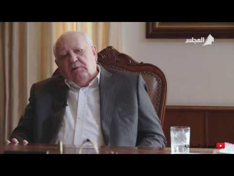 أصحاب السلطة، الحلقة 8: رئيس الاتحاد السوفييتي السابق، ميخائيل غورباتشوف Mikhail Gorbachev