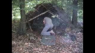 Bushcraft & Survival 9 - Brot backen in der Glut