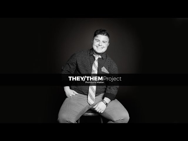 Max -  They/Them Project - Brent Dundore Photography