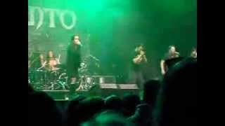 Van Canto - The Seller of Souls, Basinfirefest 2013