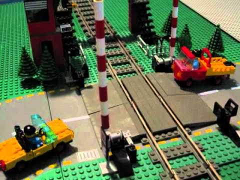 Lego Train Movie