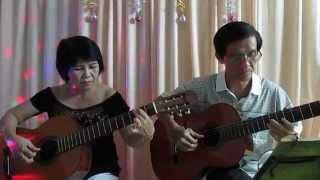 NHƯ ĐÃ DẤU YÊU - Sáng tác : Đức Huy - Song ca và đệm guitar