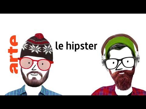 le portrait : le hipster - Karambolage - ARTE