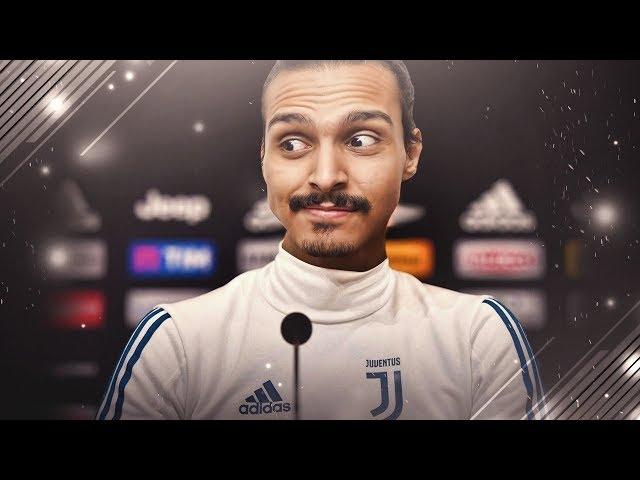 نشتري كرستيانووو لليوفي🔥 - ((مهنة مدرب)) - فيفا18 / FIFA18