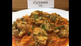 Путассу в томатном соусе: рецепт от Foodman.club