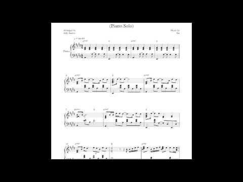Helium - Sia (Piano Cover) by Aldy Santos
