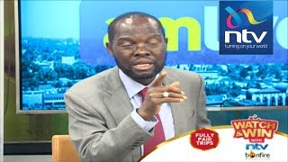 Governor Nyong'o on why he visited Senator Malala after arrest || AM Live