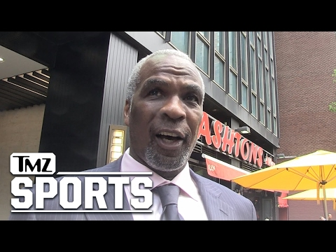 Charles Oakley Says Carmelo Anthony Needs to Get Out of New York   TMZ Sports