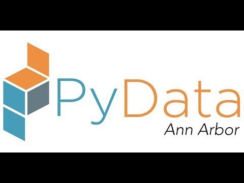 PyData Ann Arbor: Gus Gordon | Designing an Algorithmic Trading Strategy with Python