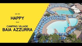 HAPPY from BAIA AZZURRA