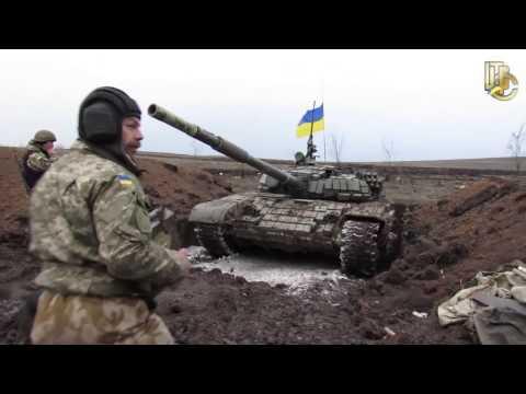ВСУ захватили собственный танк Т 72АГ