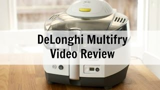 Delonghi Multifry FH1363 video review