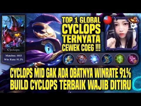 Hal Yang Gw Pelajari Dari Top 1 Global CYCLOPS Zz̶z̶ゞᎠőe✿ • Mobile Legends Indonesia