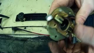 Разбор мотора отопителя (печки) ПЕКАР ваз классика 2101 - 2107