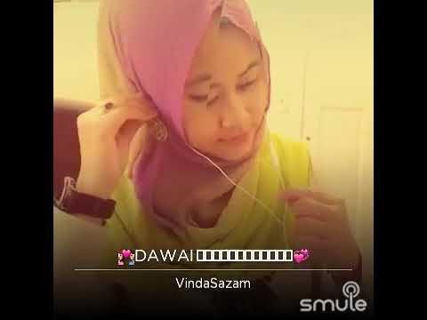Karaoke Smule Dawai Asmara By Vinda Sazam