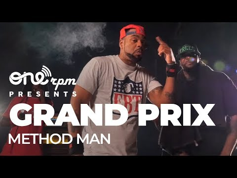 Method Man  Grand Prix  Video