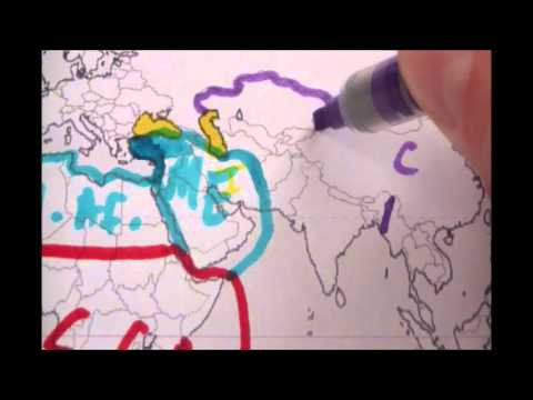 World Geography Map Quiz 1   World Regions Explained