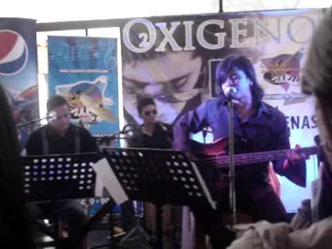Tavo Barcenas - Oxigeno