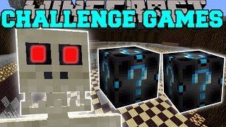 Minecraft: SKELETON GOLIATH CHALLENGE GAMES - Lucky Block Mod - Modded Mini-Game