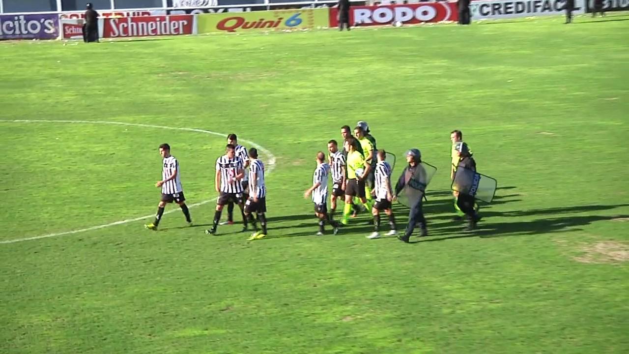 35ª B Nacional 2016/17 - Central Córdoba 0 - 1 Argentinos ...