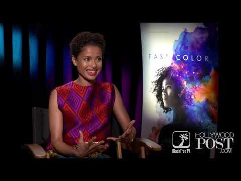 Gugu Mbatha-Raw On Making Fast Color