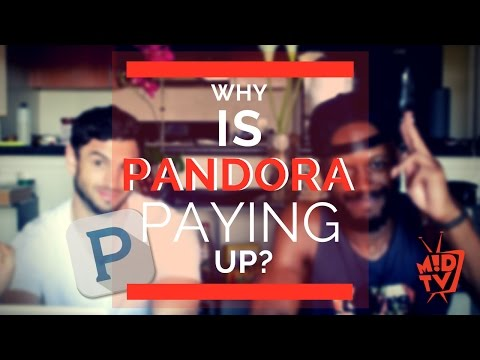 MUSIK !D TV EP #04 | Why Is Pandora Paying Up?