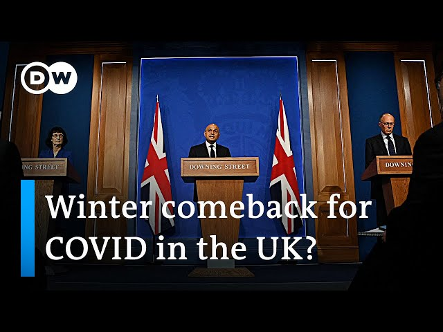 UK COVID cases keep rising amid sluggish vaccination drive | DW News
