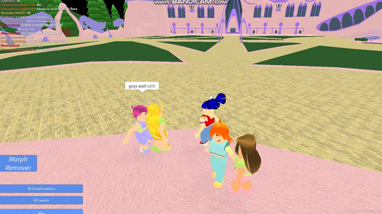 The New Beginning O Winx Club Episode 1 Pt 1 Youtube