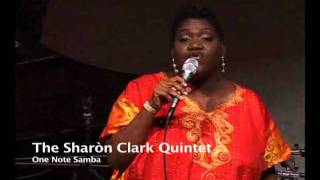 Sharon Clark   One Note Samba