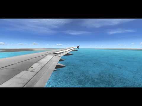 Bahrain Landing (FSX)