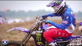 Sunday's race highlights from the 2018 Motocross of Nations at RedBud.