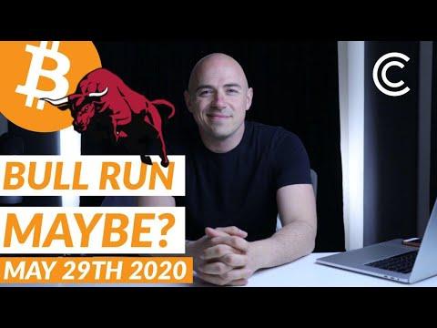 Bitcoin BULL Run - Current Bitcoin Price [May 29th 2020]