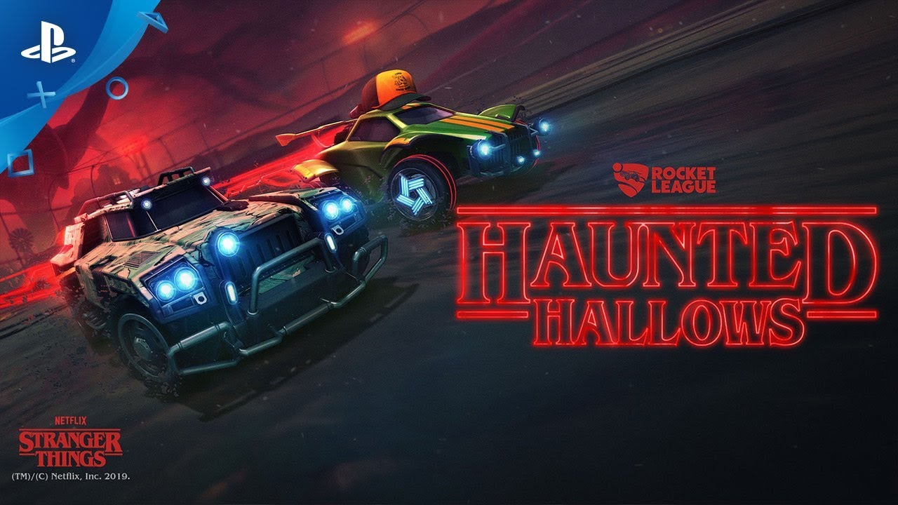 Rocket League - Haunted Hallows | PS4
