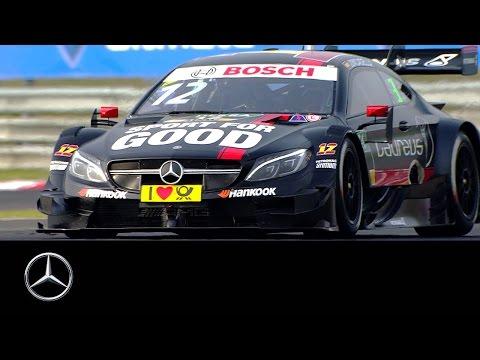 DTM 2016 - Budapest - Race 2 - Mercedes-Benz original