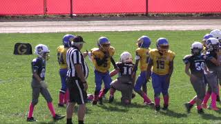 Anthony's Highlights - Football Game 10-13-2019