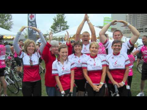 TeamPEACH Pelotonia 2012