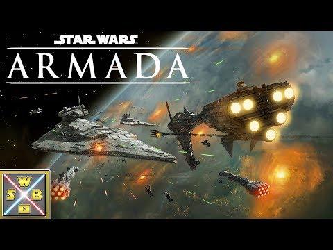 DIE GROßE SCHLACHT! - Star Wars Armada Teil 1