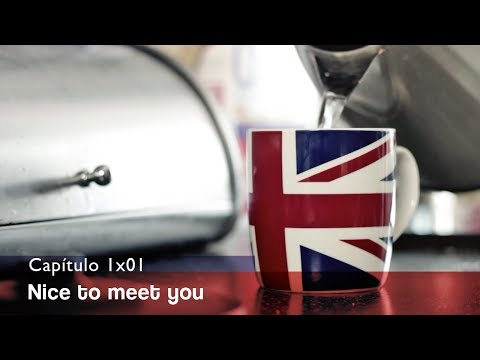 Spaniards in London 1x01 - Nice to meet you