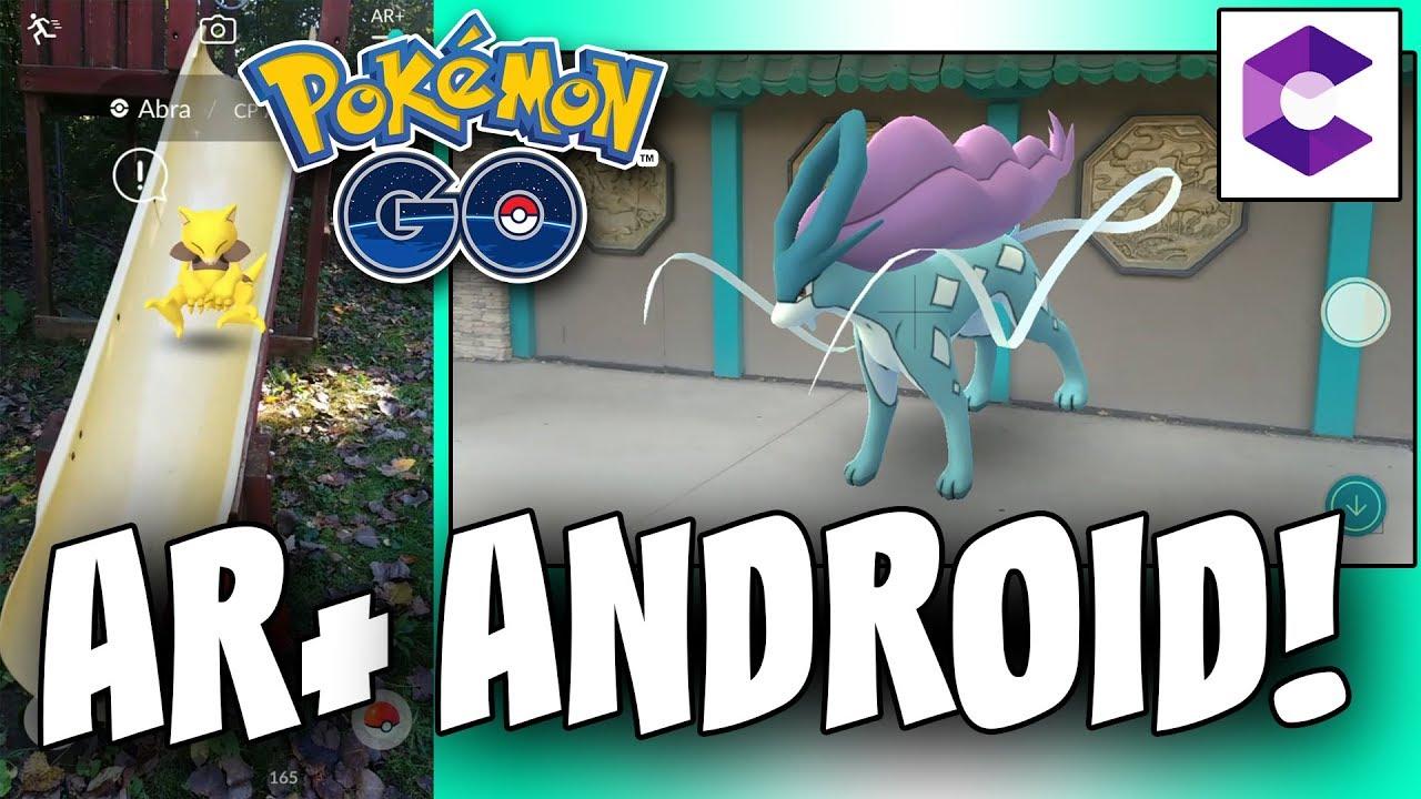 Pokemon Go Ar+ Android