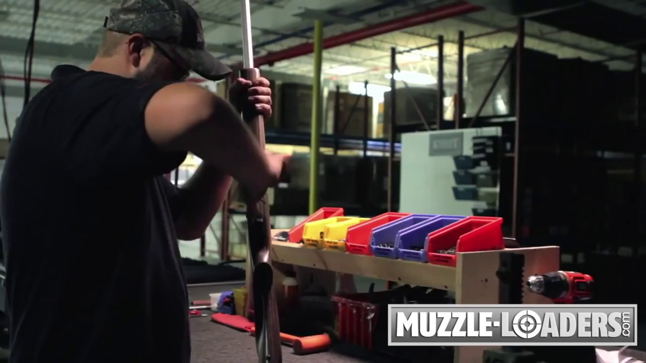 Knight™ Muzzleloader Rifles Commerical - Muzzle-Loaders com