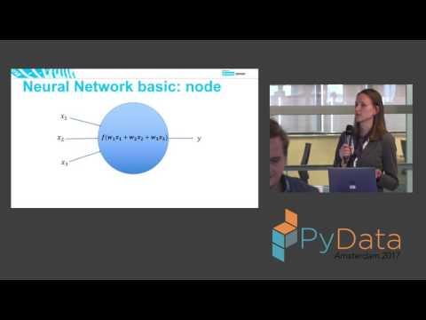 Dafne van Kuppevelt   Deep learning for time series made easy