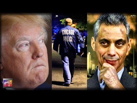 Trump Offers To Help Chicago Violence, Rahm Opts to SACRIFICE His Residents Instead