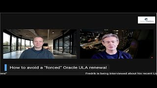 How to avoid a forced Oracle ULA renewal