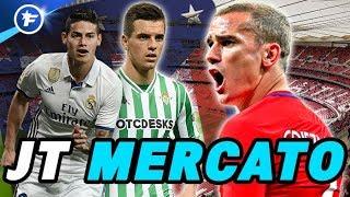 L'Atlético de Madrid prend feu | Journal du Mercato