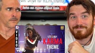 U Turn - The Karma Theme - Samantha   Anirudh Ravichander   Pawan Kumar- REACTION!!!
