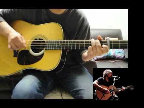 The Woman I Love - Jason Mraz (Guitar Cover)