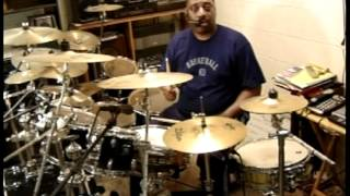DRUM LESSON: ' DRUMSTART '  FOR THE BEGINNERS : BY KEITH BOYER