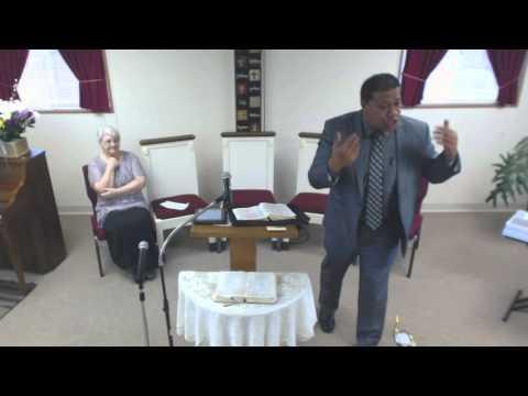 """Be Perfect"" Pastor Michael, 3/12/16"