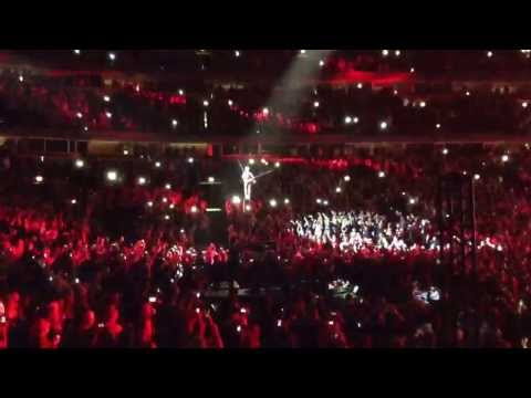 Pink concert 11-5 United Center, Chicago.  Truth about love tour.  So What