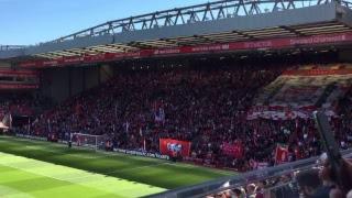 Liverpool 4 - 0 Brighton & Hove Albion